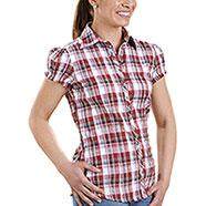 Camicia Lady Telfs Red