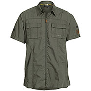 Camicia Jeep ® Manica Corta Military Green original