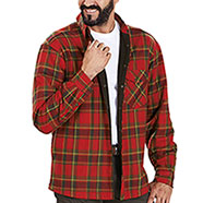 Camicia Seeland Vick Spicy Red Check