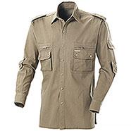 Camicia Rip-Stop Coloniale