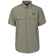 Camicia Jeep ® Cotton Pockets Green original