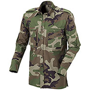 Camicia Kalibro Three Pockets Camo