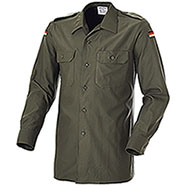 Camicia uomo Germany Green