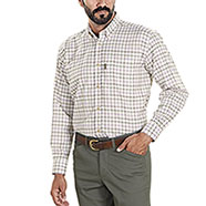 Camicia Beretta Classic Purple Check