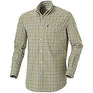 Camicia Beretta Tom Light Green&Green