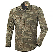 Camicia caccia NA43 Fashion Two Pockets Original Camo
