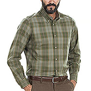Camicia Beretta Classic Light Dark Green