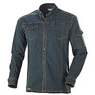 Camicia Cofra Jeans  Elasticizzata