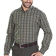 Camicia uomo Tom Collins Forbes Green