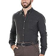 Camicia flanella uomo Beretta Winter Cotton Flannel Brown