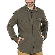 Overshirt Beretta Heavy Cotton Green