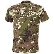 T-Shirt caccia Vegetato
