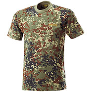 T-Shirt GranTiro Flecktarn