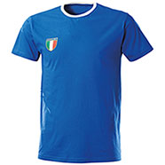 T-Shirt uomo Italia Royal