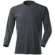 T-Shirt Manica Lunga Dark Grey