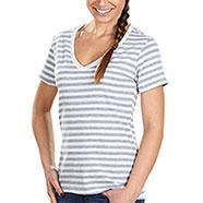 T-Shirt Lady Collo a V