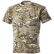 T-Shirt caccia Multicolor