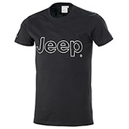 T-Shirt Jeep Authentic Premium Black
