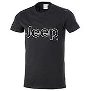 T-Shirt Jeep Authentic Premium Black