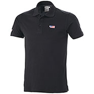 Polo Jeep Flag Black