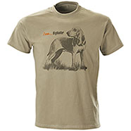 T-Shirt Segugio I am...BigHunter Beige