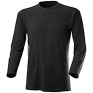 T-Shirt Manica Lunga Black