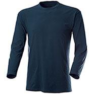 T-Shirt Manica Lunga Navy