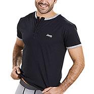 Maglietta Intima Jeep® Black/Grey