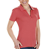 Polo Donna Star Hanna Salmon Pink