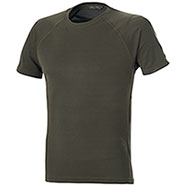 T-Shirt Kalibro Tech Green