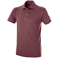 Polo Jersey Burgundy