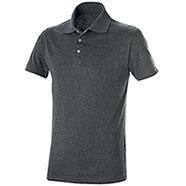 Polo Jersey Black