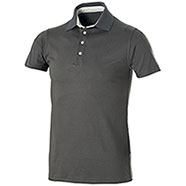 Polo Fashion Neck Italy Dark Grey