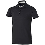 Polo Fashion Neck Italy Black