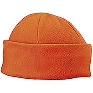 Berretto Pile Orange