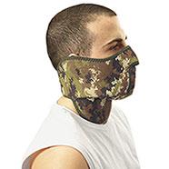 Maschera Vegetato