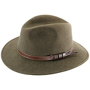 Cappello Kalibro Strap Light Green