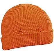 Berretto Caccia Orange
