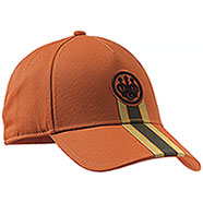 Berretto con visiera Beretta Corporate Striped Orange