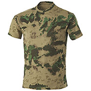 T-Shirt caccia Green Rock