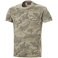 T-Shirt uomo NA43 One Pocket Zara Camo
