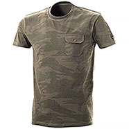T-Shirt uomo Evò One Pocket Original Camo