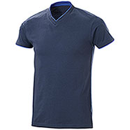 T-Shirt Serrat Blu Denim Royal