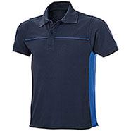 Polo Fashion Bicolor Navy-Royal