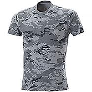 T-Shirt Combat Camo Grey