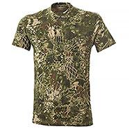 T-Shirt caccia Green Snake