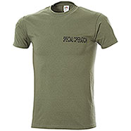 T-Shirt Special Operation Green