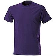 T-Shirt Fruit of the Loom Purple