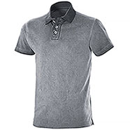 Polo Jersey Leeds Grey
