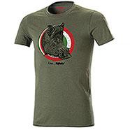 T-Shirt Cinghiale Tricolore I am...BigHunter